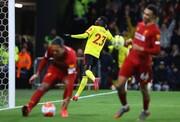 رویای جام طلایی برای لیورپولیها بر باد رفت