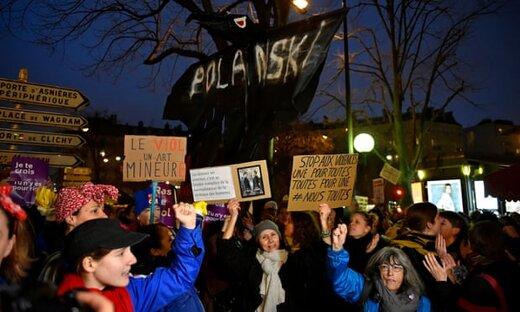 بازتاب گسترده حرکت اعتراضی تند بازیگران زن/ مراسم سزار جنجالی شد