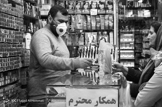پیشگیری از کرونا در تهران