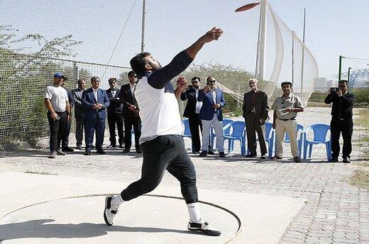 تبدیل جزیره زیبای کیش به پایتخت زمستانی ورزش ایران