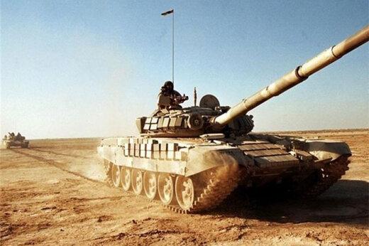 ببینید | تعقیب و گریز هالیوودی نفربر ترکیه و تانک ارتش سوریه در حومه ادلب