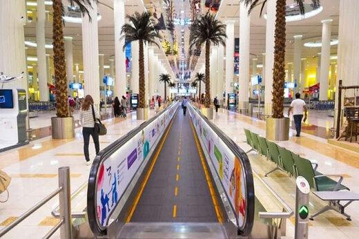 ببینید | فرودگاه پرتردد دبی از وحشت کرونا خالی از مسافر است