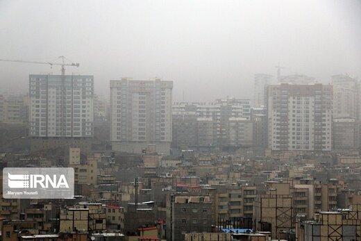 هوای این ۸ شهر ناسالم است