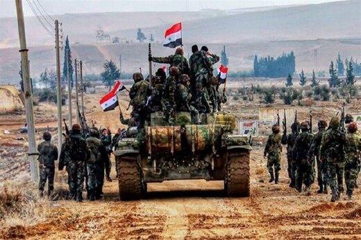 ارتش سوریه ۲ شهرک جدید در شرق ادلب را پس گرفت