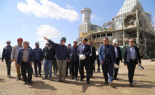 افتتاح یکی از پیشرفته ترین و بزرگترین واحدهای تولید گندله در استان یزد