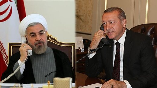 Rouhani hold phone talks with Turkish, Russian counterparts on Idlib issue