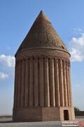 برج عجیبی در ایران که از آن برای تشخیص فصول استفاده می شد! +تصاویر