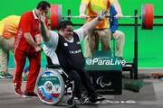 پیام تسلیت کمیته ملی پارالمپیک در پی درگذشت قهرمان پاراوزنهبردار جهان
