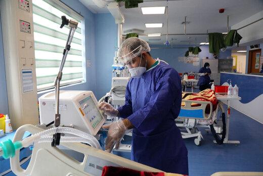 پذیرش و بستری بیماران غیر اورژانسی ممنوع شد/ تصویر