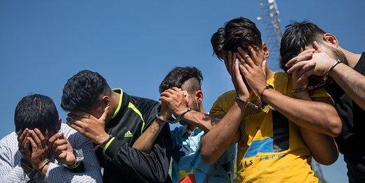 گروه ضربت سرکلانتری های تهران آماده برخورد با اراذل و اوباش