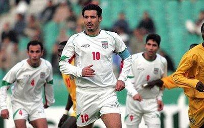 علی دایی در بین ستارههای فراموش نشدنی لیگ امارات