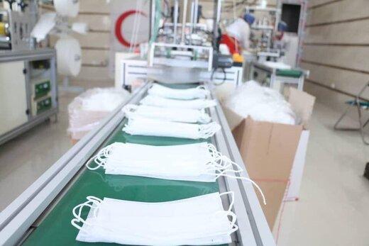 ۱۰۰درصدی ماسکهای تولیدی تحویل وزارت بهداشت میشود