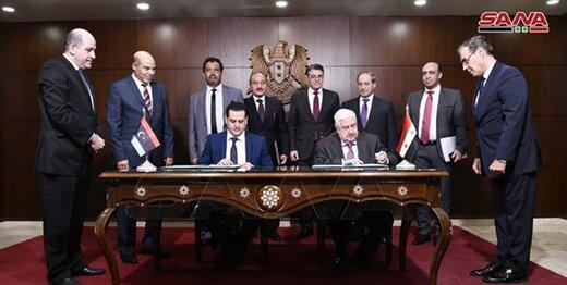 اولین اقدام اسد مقابل اردوغان/مشروعیت به دولت حفتر