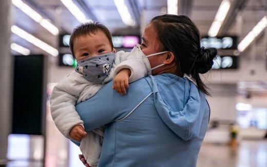 کرونا در کمین نوزادان و کودکان/ بوسیدن کودکان را کنار بگذارید