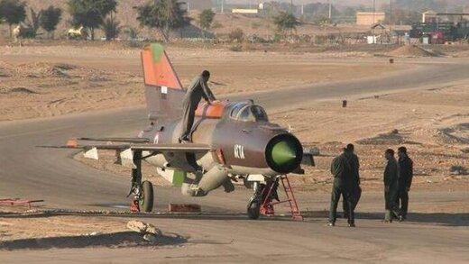 ترکیه فرودگاه نظامی حلب را هدف قرار داد