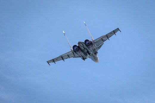 روسیه سرنگونی هواپیمای نظامی خود در سوریه را تکذیب کرد