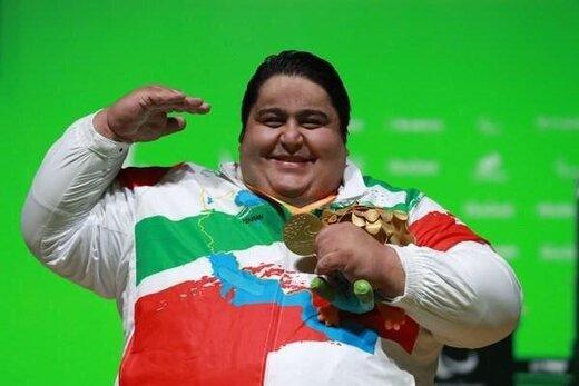 ادای احترام کمیته بینالمللی پارالمپیک به سیامند رحمان/ عکس