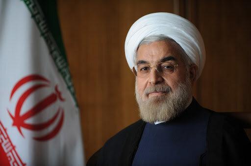 الرئيس روحانی یهنئ بالیوم الوطنی لجمهوریة بلغاریا
