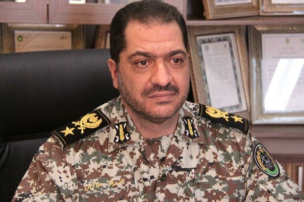 هشدار فرمانده پدافند هوایی ارتش به دشمنان /تمام حرکات را در پایگاهها و خانههای خودتان رصد می کنیم