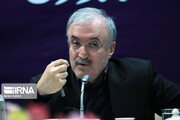 Corona death toll in Iran becomes 2-digit a day: Minister