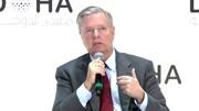 موضعگیری گراهام نسبت به توافق صلح بین آمریکا و طالبان