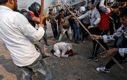 نسلکشی هندوهای افراطی در سکوت جهانی/ معترضان خواستار لغو قانون شهروندی شدند