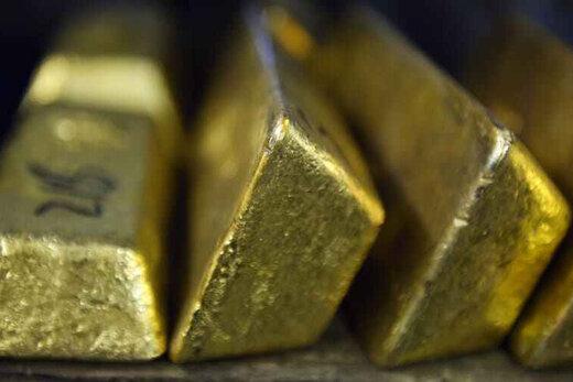 طلا باز هم تاخت