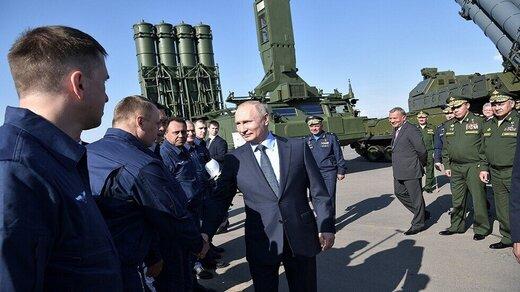 پوتین: کاری میکنیم که حتی فکر جنگ با روسیه به ذهن کسی خطور نکند