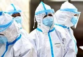 یک سالن ورزشی سپاه البرز برای قرنطینه بیماران کرونایی تجهیز شد