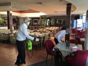 ممنوعیت ارائه خدمات حضوری در واحدهای پذیرایی قزوین