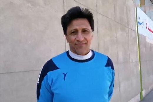 مرفاوی: منصورخان تیم را قهرمان کرد