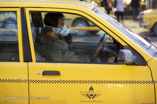 ببینید | چطور در تاکسی و ماشینهای خطی کرونا نگیریم؟