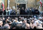 مراسم تشییع پیکر حجتالاسلام مقدسیان برگزار شد