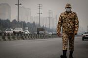 ببینید | توضیحات سرتیپ فراهانی درباره اخبار ضد و نقیض ابتلا به کرونا در پادگان ۰۱ تهران