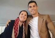 شوک به ستاره یوونتوس/ مادر کریستیانو رونالدو دچار سکته مغزی شد