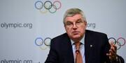 پیام صلح و همبستگی باخ در افتتاحیه المپیک