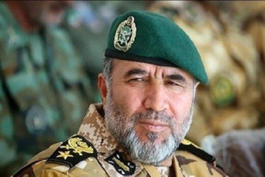 فرمانده نیروی زمینی ارتش: هوانیروز نقطه اتکا و قوتی برای نیروهای نظامی است