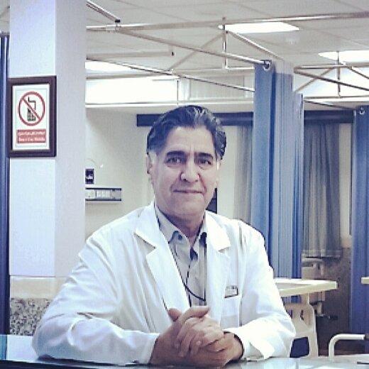 شعر طنز پزشک همدانی در خصوص کرونا