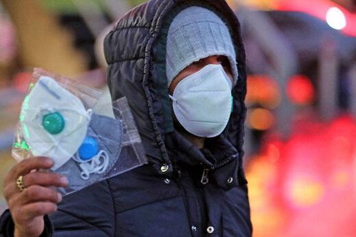 ببینید | ماسک های چینی اینگونه به تهران رسیدند