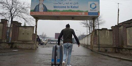 افزایش ۱۰۰ درصدی بازگشت مهاجرین افغانستانی از ایران در پی شیوع کرونا
