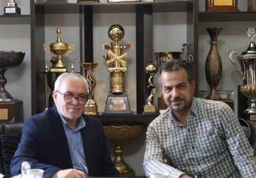 توافق فتحاللهزاده با رمضانی برای ادامه همکاری