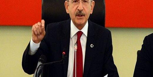 حمله قلیچداراوغلو به اردوغان