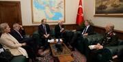 بورل در سفر به آنکارا از مقامهای ترکیه چه درخواستی کرد؟