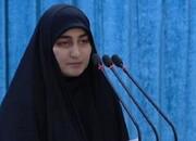 واکنش دختر سردار سلیمانی به ردیف بودجه بنیاد مکتب حاج قاسم