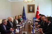 بورل به ترکیه هشدار داد: جان مردم را نباید به خطر بیاندازی
