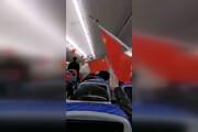 ببینید | ویدئویی از پرواز اختصاصی قرنطینه که چینیها را از تهران برد