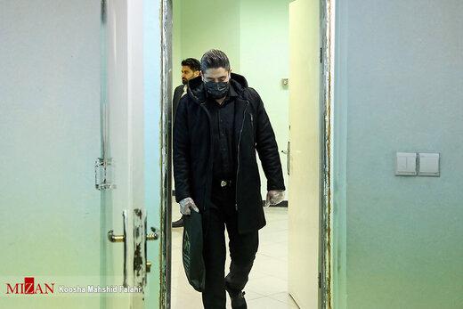 جلسه رسیدگی به اتهامات متهمان پرونده احتکار لاستیک