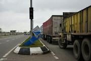 عراق ۵ مرز زمینی با ایران را بست