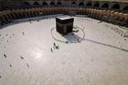 ببینید | مسجد الحرام بعد از توقف حج عمره به دلیل کرونا