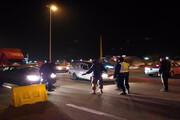 ببینید | مازندران اینگونه برای مقابله با کرونا راه شهرهایش را به روی مسافران تهرانی بست